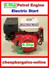 6.5hp Motor 4 Stroke Stationary Engine Horizontal Shaft Water Pump Generator Etc