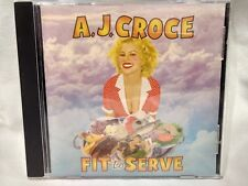 A.J. Croce Fit To Serve 1998 RUF Records                                  cd5014