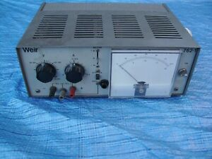 WEIR 762-1 VARIABLE SUPPLY UNIT