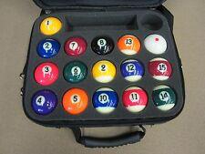 Pool Ball Case Billiard Balls Case