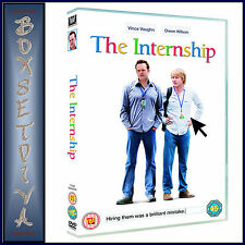 THE INTERNSHIP - Vince Vaughn & Owen Wilson  **BRAND NEW DVD **