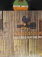 WOODSTOCK TWO - Various Artists ~ GATEFOLD 2 x VINYL LP
