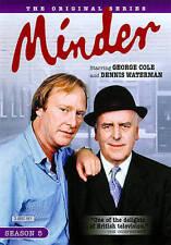 Minder: Season 5 (DVD, 2011, 3-Disc Set) George Cole, Dennis Waterman British TV