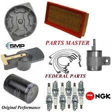 Tune Up Kit Filters Cap Spark plugs For CHRYSLER LEBARON V6; 3.0L 1993-1995