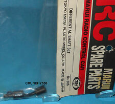 Marui Ninja 4WD Differential Shaft Set No. 306 Vintage RC Part