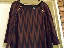 Julian Taylor New York Elbow Length Dress sz 20W