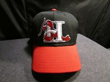HICKORY CRAWDADS MINOR LEAGUE BASEBALL HAT PRO MODEL 7 WHITE SOX RARE!