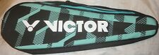 New Victor Badminton Racket Bag Padded Holds Up To 3 Rackets