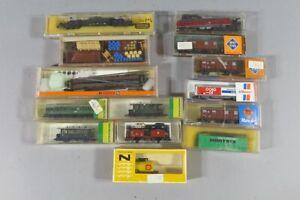 T 79970 Sammlung Spur N Eisenbahnen