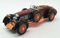 Franklin Mint 1/24 Scale FM607 - 1924 Hispano Suiza Tulipwood Speedster