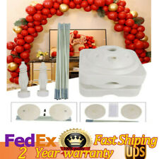New Balloon Arch Column Table Stand Base Frame Kit Wedding Birthday Party Decor
