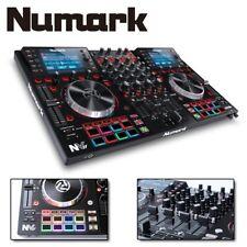 Numark NVII NV2 Professional Dual Display Four Deck DJ Controller for Serato
