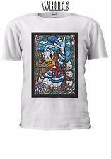 Disney Donald Huey Louie Dewey Duck T-shirt Vest Tank Top Men Women Unisex 2492
