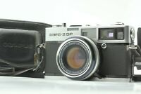 [Exc+4] Olympus 35 SP Film Camera Rangefinder 42mm f/1.7 Lens w/ Case from JAPAN