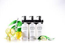 Aquamenities 3 Unit Soap Dispenser (chrome)
