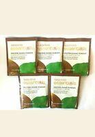 5X ARBONNE ESSENTIALS PROTEIN SHAKE POWDER CHOCOLATE FLAVOUR 45G FOOD SUPPLEMENT