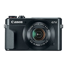 Canon PowerShot G7X Mark II 20.1MP Digital Camera