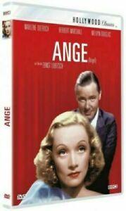 DVD - ANGE / LUBITSCH, DIETRICH, MARSHALL, DOUGLAS, VO.ST, NEUF
