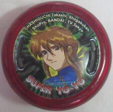 Bandai Hashiguchi Takashi Super Yo-Yo Crystal Red