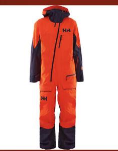 Men's Helly Hansen Snow Winter Hiking  Ski Suit XXL sailing ? New ULLR