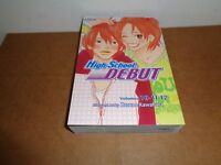 High School Debut (3-in-1 Edition) Vol. 4 by Kazune Kawahara Manga Book English