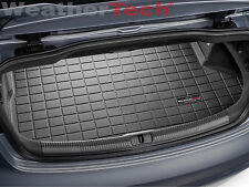 WeatherTech Cargo Liner Trunk Mat for Audi A3 Convertible - 2015-2016 - Black