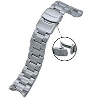 316L Solid Stainless Steel Watch Band 22MM Made to Fit SEIKO SKX007/SKX009/011