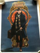 Fantastic Beasts Art Prints, 7 Poster Set New unframed Newt Tina Queenie Jacob