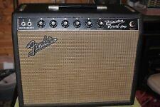 1965 Fender Princeton Reverb Amp Mint Condition. Rare Find Booklet