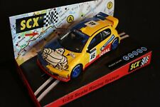 SCX Peugeot 206 WRC 2002 1:32 #46 Rossi / Cassina Network Q Rally 2002