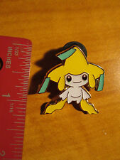 NM Mythical JIRACHI Metal PIN/BADGE Pokemon XY 20th Anniversary PROMO Box XY112