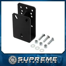 """Fits Jeep Wrangler Extra Clearance Plus Size Spare Tire Bracket Relocate OE 2.5"""""""