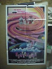 BEATLEMANIA, nr mint orig 1-sh / movie poster [Mitch Weissman]