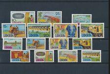 LM43892 Liberia mixed thematics fine lot MNH
