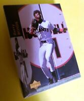 50) BARRY BONDS San Francisco Giants HOF? 1994 Upper Deck LOT Card #400
