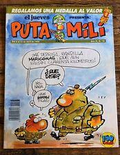 El Jueves - Puta Mili - Spanish Magazine Comic - #93 - 1994