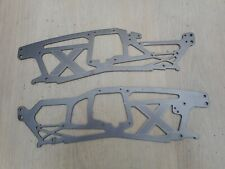 Hpi Savage X 4.6 Chassis Plates