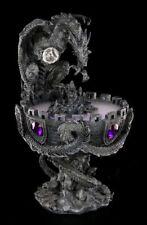 Drachen Nebler - Deko Figur Brunnen Gothic Deko