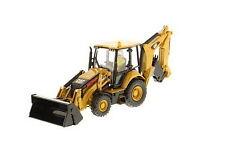 1/50 DM Caterpillar Cat 420F2 IT Backhoe Loader Tractor Diecast Model #85233