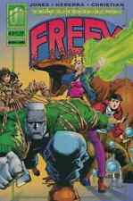 FREEX #1-18 VF/NM 9.0 COMPLETE SET 1993 ULTRAVERSE / MALIBU