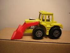 MATCHBOX Tractor showel  n°29 vintage 1976  1/64 ~~ tracteur