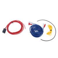 Kit di installazione dell'amplificatore subwoofer per auto 14GA Audio