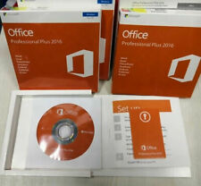 Microsoft Office Professional Plus 2016 for 1 Pc Dvd or 1 Pc Key