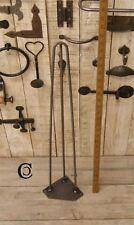 Antique Iron 3 Prong Hairpin Leg - 660mm