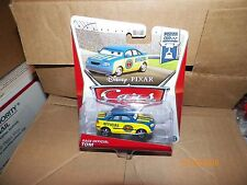 2013 DISNEY PIXAR CARS RACE OFFICIAL TOM  PISTON CUP #18/18 FREE U.S. SHIPPING