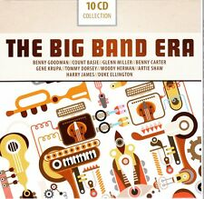 The Big Band Era M/EX (10 CD box-set)