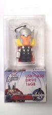 Marvel Avenger 16 GB USB figure flash drive Thor