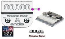 Andis Ceramicedge Parrucchiere Barbiere 00000 Lama Bg Fitmost Oster,