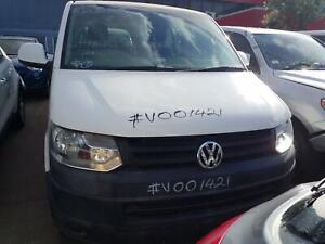 VOLKSWAGEN TRANSPORTER 2014  VEHICLE WRECKING PARTS ## V001421 ##