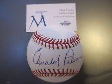 Hall of Fame Golfer ARNOLD PALMER signed OML Baseball signed in person